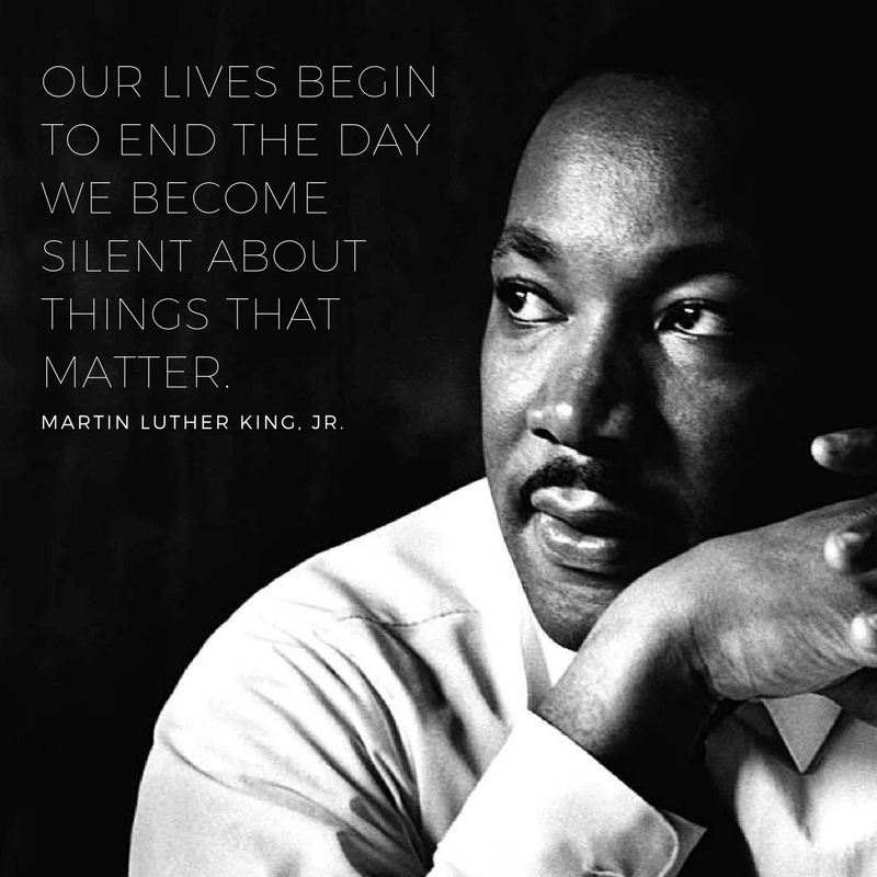 Martin Luther King Jr Quotes Destiny Cole